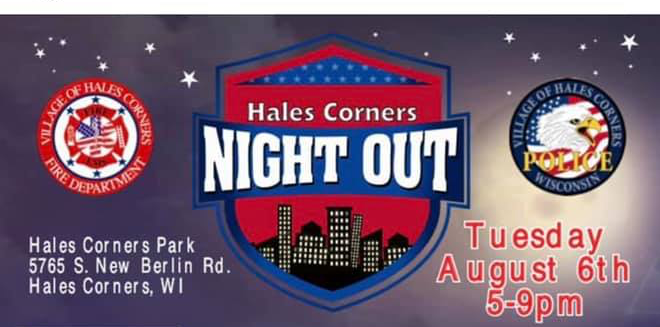 Hales Corners Night Out